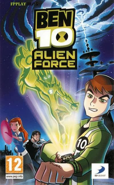Games World For Gamers Ben 10 Alien Force Game Free Download