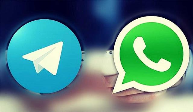 Facebook war against Telegram is real
