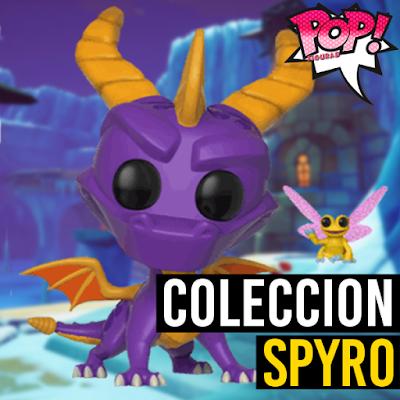 Lista de figuras funko pop de Funko POP Spyro