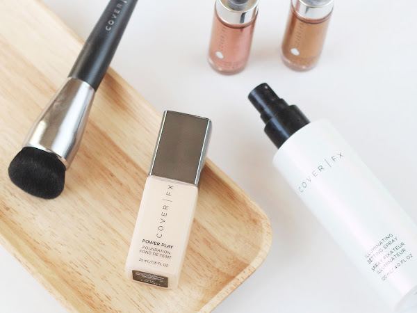 NEW Cover FX Power Play Foundation REVIEW