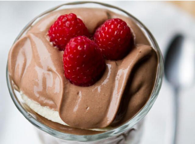 Gambar Silky Cacao Pudding