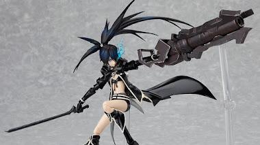 Black☆Rock Shooter (Figma)