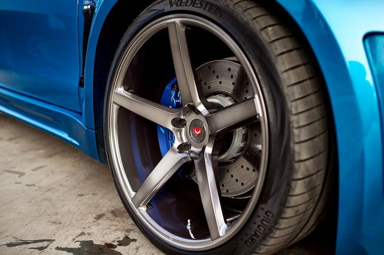07 BMW X6M - VOSSEN