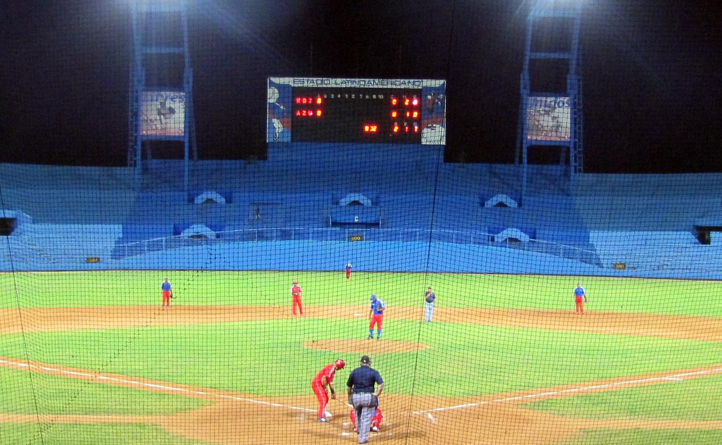 Dia 2  Havana (Cuba) - Casa Mirta e jogo de beisebol  67c8e41e34c