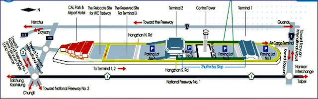 Taoyuan International Airport: Arrival Procedure