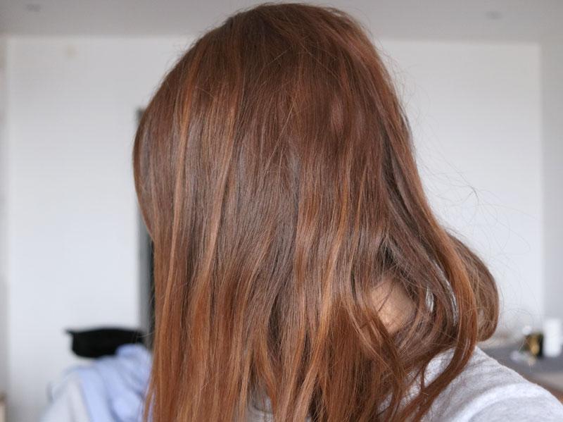 La chute des cheveux le masque par le jus doignon