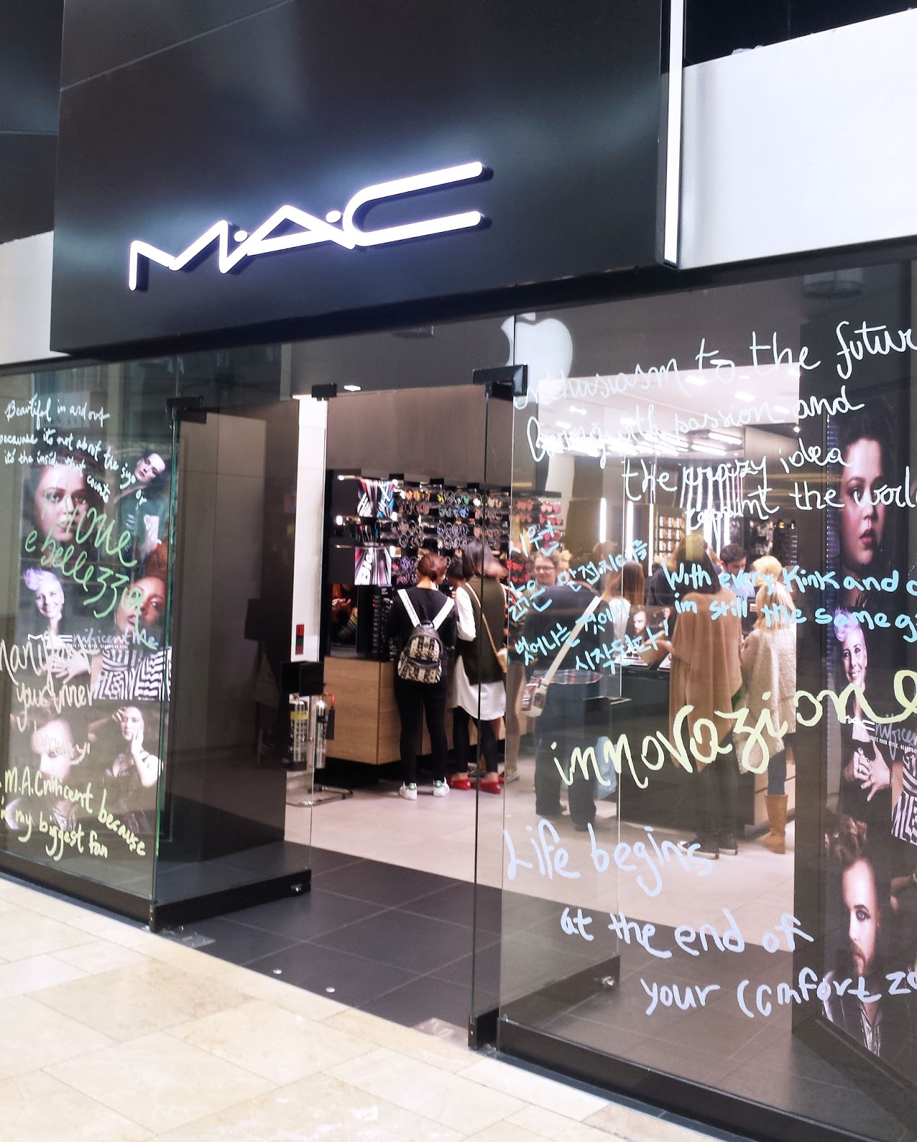 Cardiff Mac Store