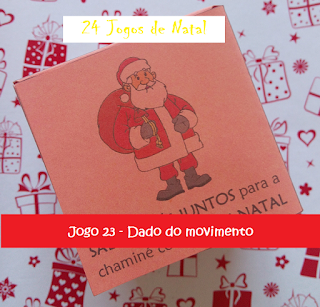 Natal - Dado do movimento