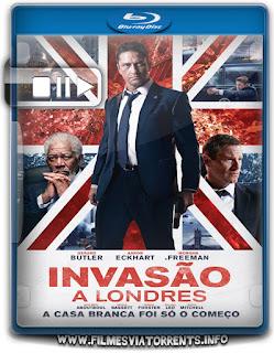 Invasão a Londres Torrent