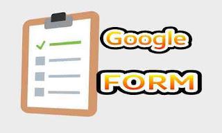 Cara membuat google form hanya 1 menit