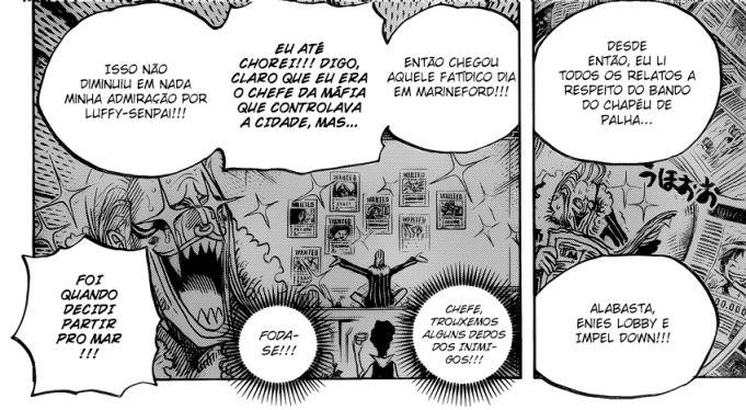 Universo Animangá: Novidades dos Mangás: One Piece 720