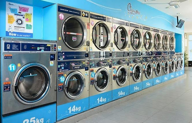 Giặt sấy tự động tại quận bình thạnh