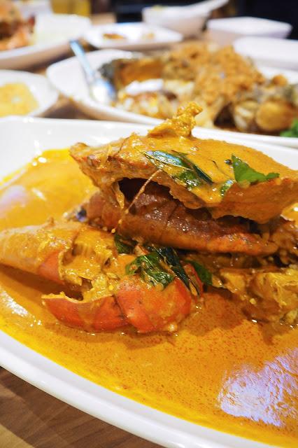 uncle leong signatures Signatures Curry Crab 招牌咖喱螃蟹