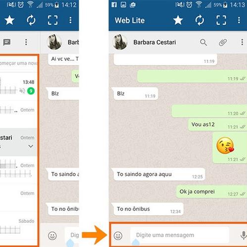 ► Como usar a mesma conta do WhatsApp em dois celulares