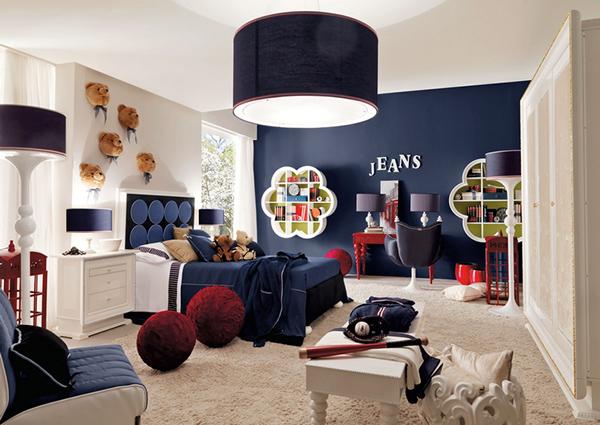 Hogares frescos ideas para dormitorios de los ni os por for Ideas para cuartos de ninos