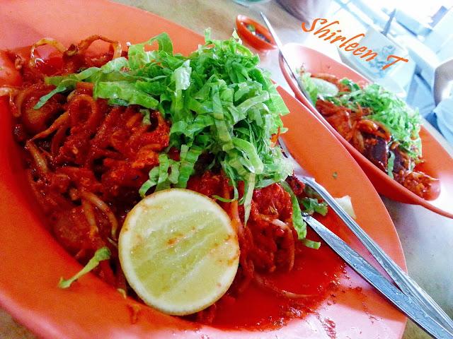 Mee Goreng Bangkok Lane Seng Lee