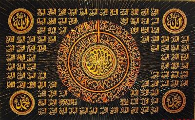 99 Asmaul Husna Lengkap Arab, Latin dan Artinya