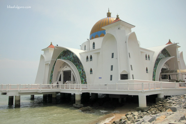 Melaka Mosque Malaysia