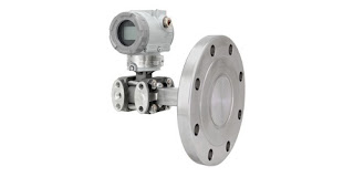 flush face flange diaphragm seal on smart transmitter