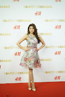 Pranitha Subash in lovely Flower Print Sleeveless Short dress ~  Exclusive 042.JPG