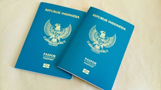 paspor, tki