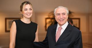 Marcela Temer visita CG nesta segunda para entrega de equipamento contra o câncer