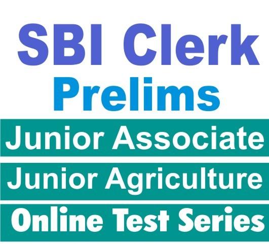 sbi clerk mock test pdf