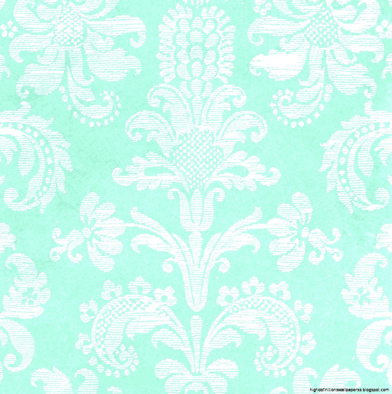 Mint Green Background Design