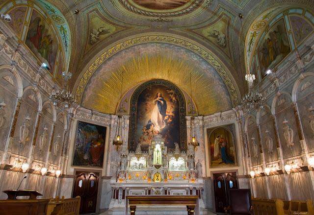 Chapelle Notre-Dame-de-Bon-Secours em Montreal