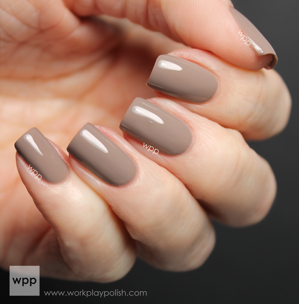 OPI Berlin There Done That (work / play / polish)