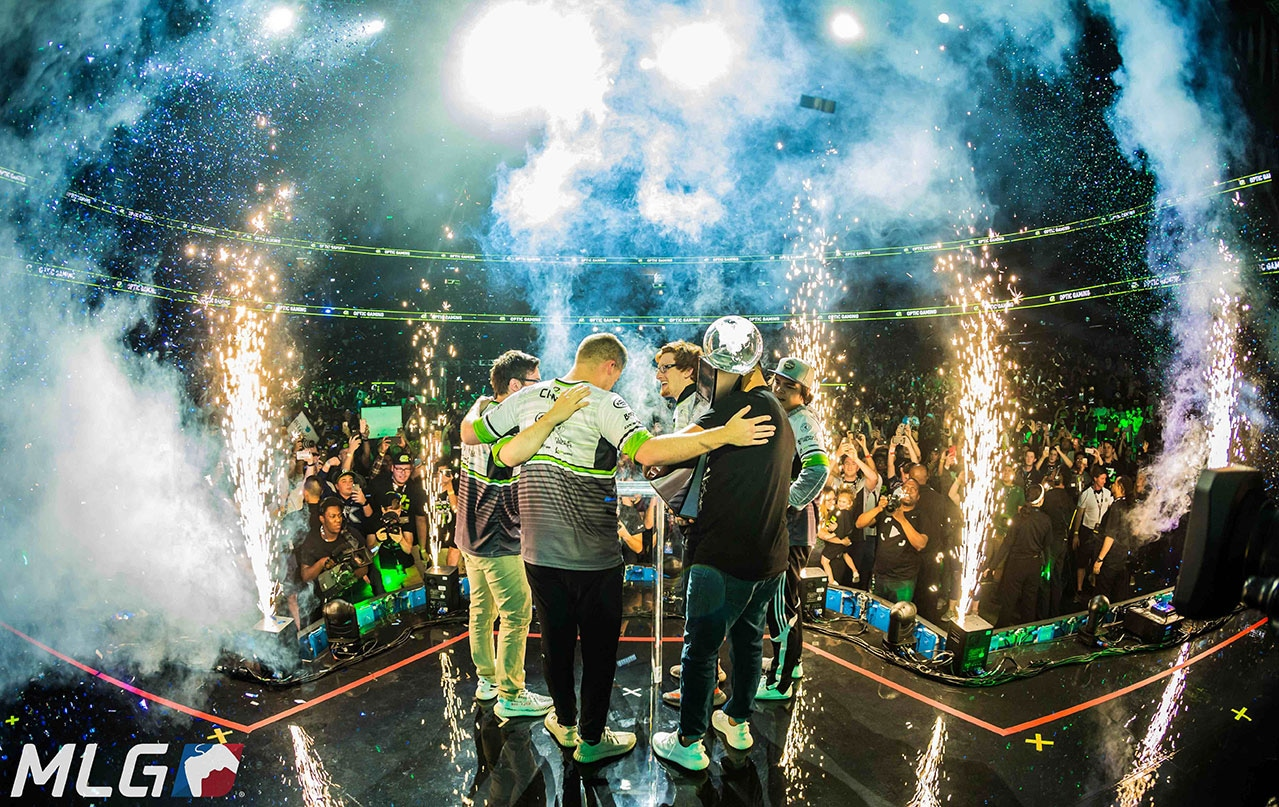 OpTic Gaming se proclama campeón de la Call of Duty World League Championship 2017
