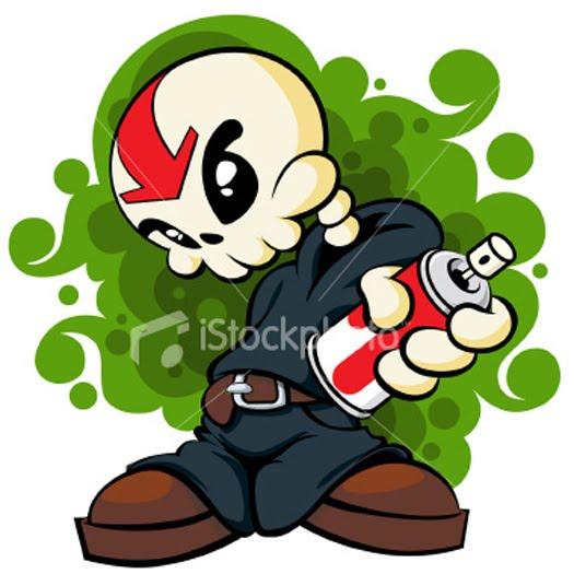 10 48 AM admins Label  graffiti charactersEasy Graffiti Spray Can