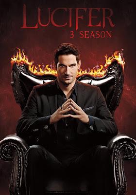 Lucifer Poster