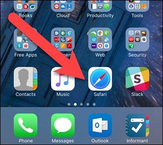 Wie auf alle Registerkarten schließen auf einmal 10 in Safari in iOS
