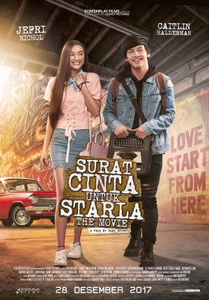 SURAT CINTA UNTUK STARLA THE MOVIE