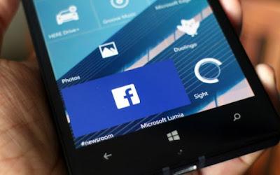 فيسبوك تطلق تطبيقها الرسمي على ويندوز 10 للهواتف