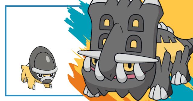 Curiosidades Pokémon: Shieldon e Bastiodon