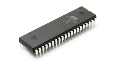 Komunikasi serial rs232 pada atmega16a internal clock 1mhz baud rate 4800