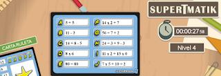 Participa en el Concurso de Cálculo Mental