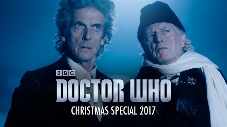 Doctor Who - Christmas Special 2017 - Promo & Sneak Peek *Updated*