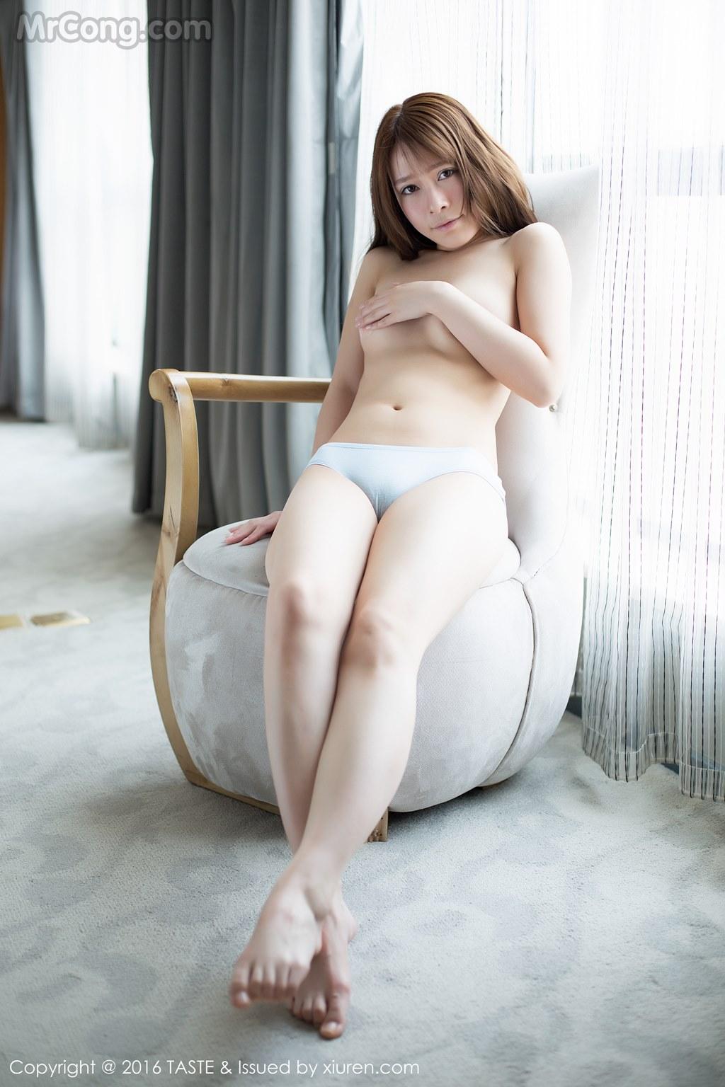 Image MrCong.com-TASTE-Vol.020-Carol-Jiang-005 in post TASTE Vol.020: Người mẫu Carol Jiang (Carol酱) (46 ảnh)