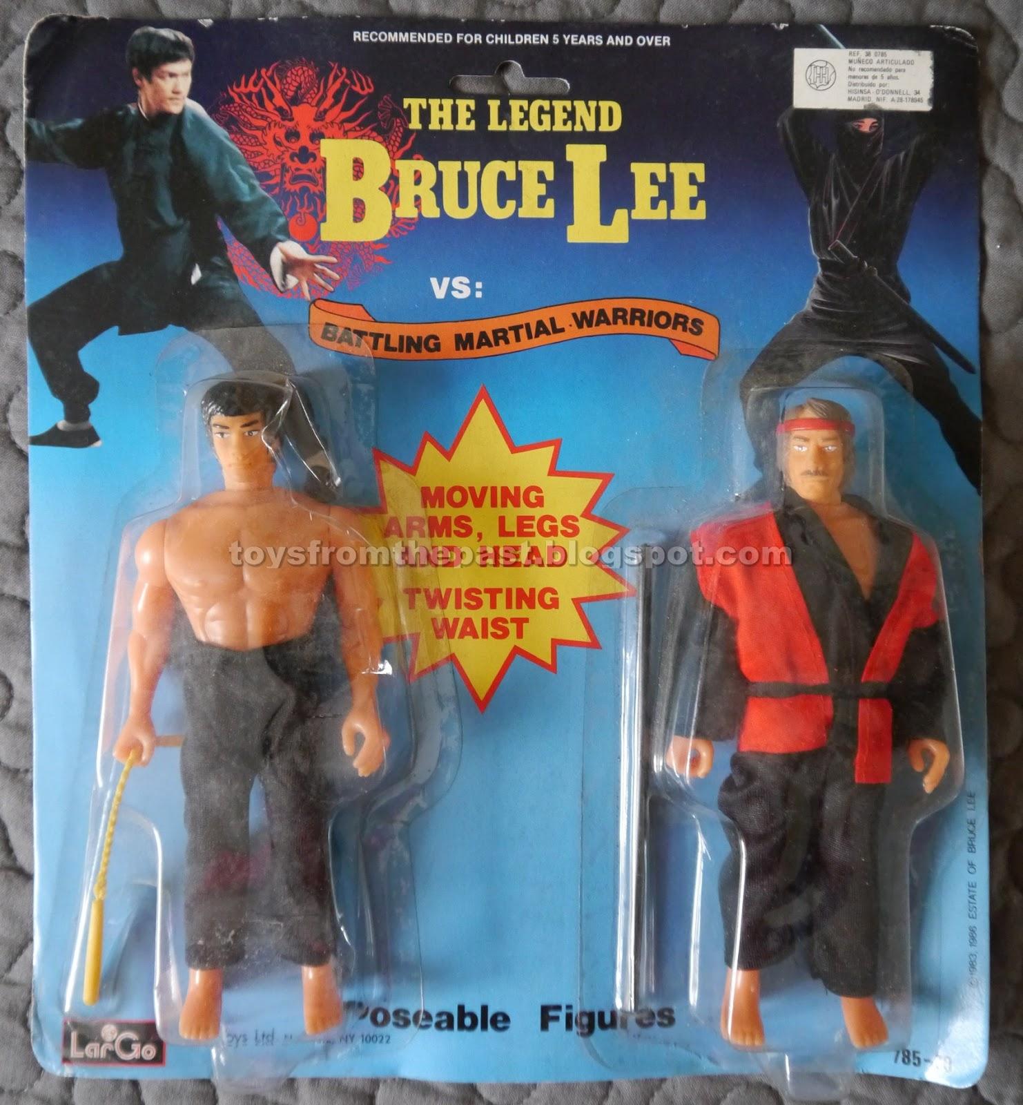 The+Legend+Bruce+Lee+and+Battling+Martia
