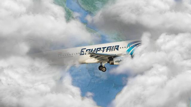 19-5-2016: Misteri Kecelakaan Pesawat EgyptAir MS804, Dipicu iPhone Terbakar?