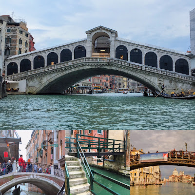 Venetian Bridges, Rialto Bridge