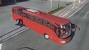 Mercedes Benz Tourismo 17 SHD bus mod