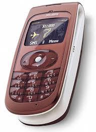 Spesifikasi Handphone Siemens Xelibri 7