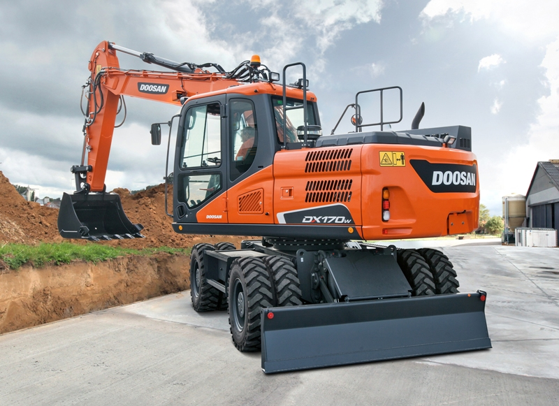 Doosan Heavy Industries & Construction 13891_2_Doosan_DX170W-5