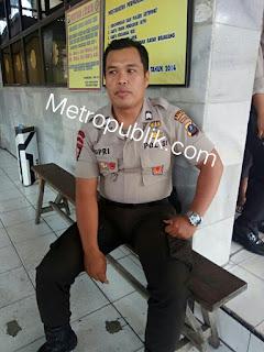 Menangkap 3 Tersangka Pemake Sabu, Brigadir Supriyanto Menjadi Sorotan
