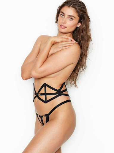 Taylor Marie Hill sexy lingerie model