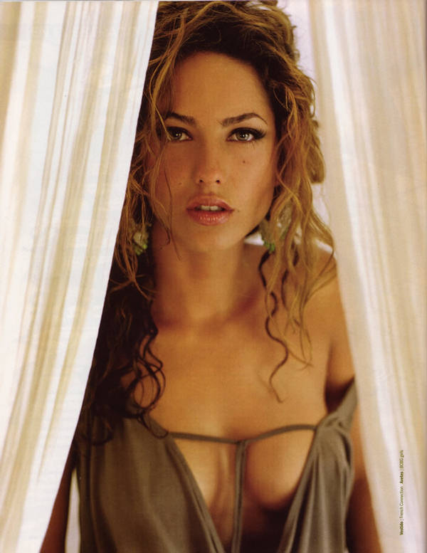 Barbara Mori very Hot Pose Pictures ~ All celebrities ...